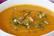 soupe a la courge butternut