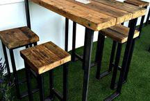 Stół Barowy