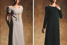 Regency Dress Patterns