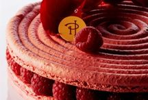 Desserts I admire