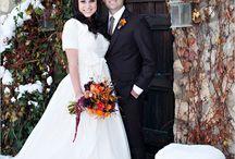 winter wedding / by Ellie Badham