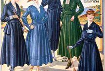 1915-1917 Fashion