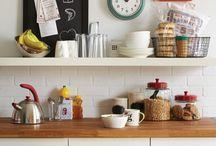 Kitchen / Decor Ideas / by Elisabeth Smith