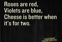 Cheesy True Love / Love comes in many forms: shredded, sliced, melted...