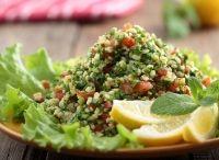 Cuisine du  du LIBAN  / Cuisine riche de soleil