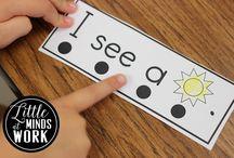 Kindergarten - Literacy