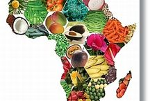 AFRICAN FOOD DELIGHT  / All my favourite African dishes from all over the continent and especially my home country : The Ivory Coast/ Cote d'Ivoire in West Africa !!!