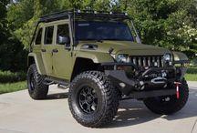 Jeep / by Randy Denwood Jr