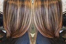 madeixas cabelo escuro