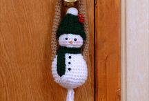 Kötött, horgolt karácsony (Knit, crochet Christmas) / Karácsonyra kötött, horgolt ötletek