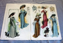 Vintage Clothing- Before 1910 / by Linda Johnson