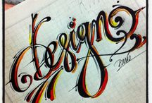 Calligraphy & Typography