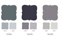 Painting palette inspiration