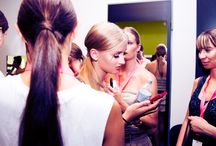Fashion Show 2013 - Backstage / COMA - Collections of Modern Art