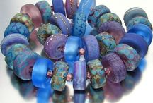 Color: Lampwork (Mostly) / by Carol Simmons