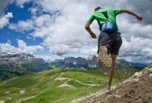 Trail running / Όμορφες φωτό.