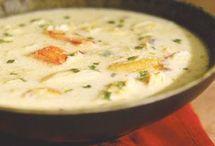 Soups, mmm..