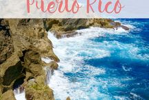 Puerto Rico / Maximize your trip to Puerto Rico with these Puerto Rico travel tips and itineraries.