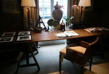 Honfleur   werkkamer