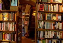 Book places / Wonderful spaces featuring books around the world