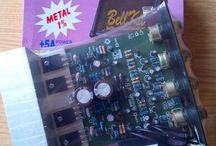 Rakitan  Aktif Speaker GB250w Stereo   Subwoofer out