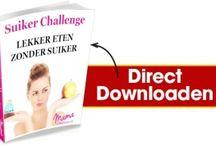 suiker challenge