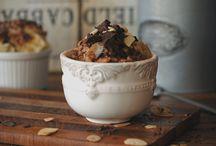 chocolate risottos