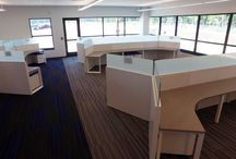 OEC Furniture Installation / Take a peek at our furniture installations for some ideas on how to recreate your office space!