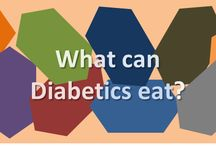 What can Diabetics eat? / What can Diabetics eat without adversely impacting blood sugar levels is something that every diabetic is concerned about. Actually, What can Diabetics eat is a diet that is low in sugar, salt and fat. What can Diabetics eat must contain goodamounts of protein, fibre and other nutrients. 'What can Diabetics eat' is a balanced diet for every meal. Food for diabetesis a sensitive topic as the diabetic diet chart determines health. What can Diabetics eat?