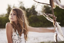 Hippie Chick / by Tarryn Tracey