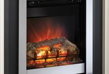 Inset LED Electric Fires / The latest LED technology emulates the shimmering, smouldering effect of a natural flame to a degree of realism that will amaze you.