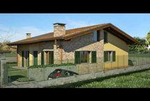Villa in classe A Merate Lc Italy / edilizia edil-eco