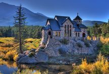 Allenspark, CO - Colorado Info / A scenic drive along Hwy 7 allows visitors from all over the world to marvel at Allenspark's breathtaking views of the Rocky Mountain National Park, Longs Peak, (one of the state's majestic fourteeners), Roosevelt National Forest and Mount Meeker.