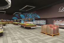 3 Supermarkets