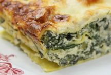 Lasagnes aux blettes, ricotta, parmesan et pignons (Variations Gourmandes)