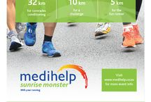 Sunrise Monster 2016 / This year, the 39th annual Medihelp Sunrise Monster will take place on Saturday, 5 March 2016 at the Harlequin Club in Totius Road, Groenkloof, Pretoria.