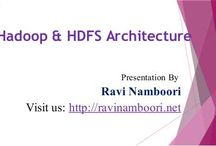 Hadoop / Find Hadoop related posts here. Can it be what is Hadoop to HDFS - Hadoop Distributed Filesystem features and all.