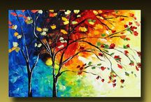Beautiful art works / Mood inspiring , beautiful art works
