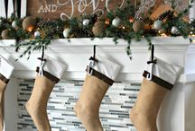 Christmas :: stockings / by Tanya Jorgensen