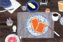 scrapbook 04 illustration - food