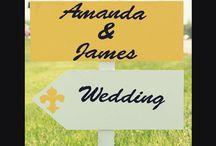 Backyard Wedding Ideas / by Simple Big Day