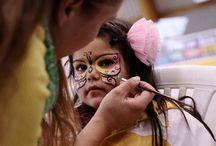 malování na obličej / zmaluju každou tvářičku :) kdybyste někdo potřeboval, nebo věděl o nějaké příjemné akci, budu ráda :)