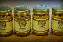 Nut Butters / by Sheri Karan