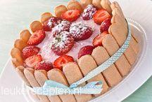 makkelijke taarten