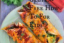 Gluten free / by Laura Morris
