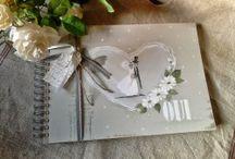 Mariage... / Des idées d'urne et livre d'Or