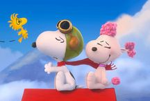 snoppy y charlie brown