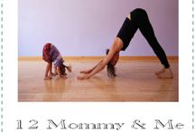 Mommy and me workouts