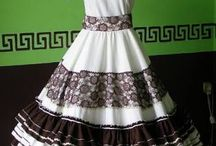 Vestidos escaramuza