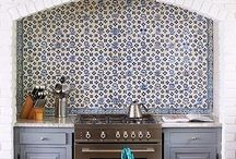 kitchens tiles / Kitchen